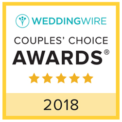 Palm Event Center in the Vineyard WeddingWire Couples Choice Award Winner 2018