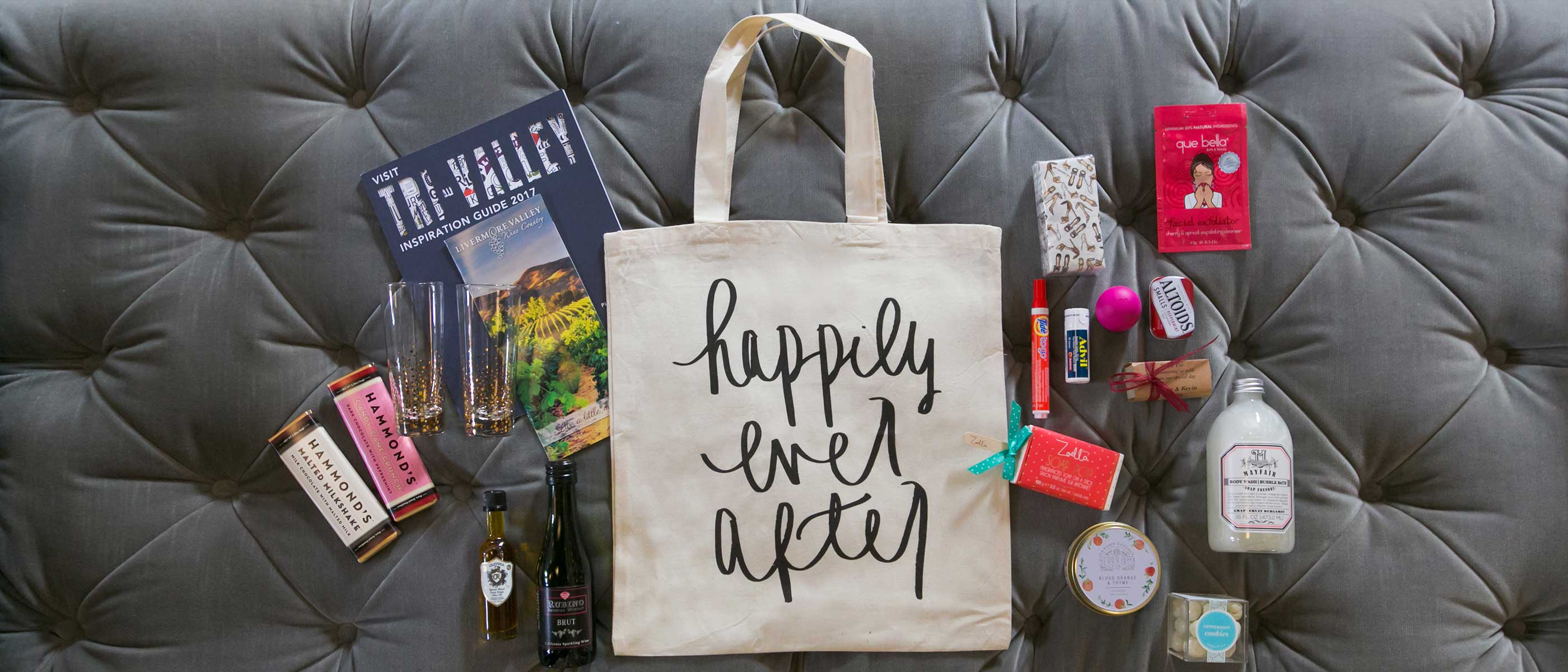 Perfect Welcome Tote
